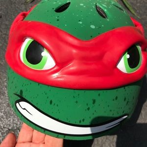 Other - Bell Helmet Teenage Mutant Ninja Helmet-Raphael